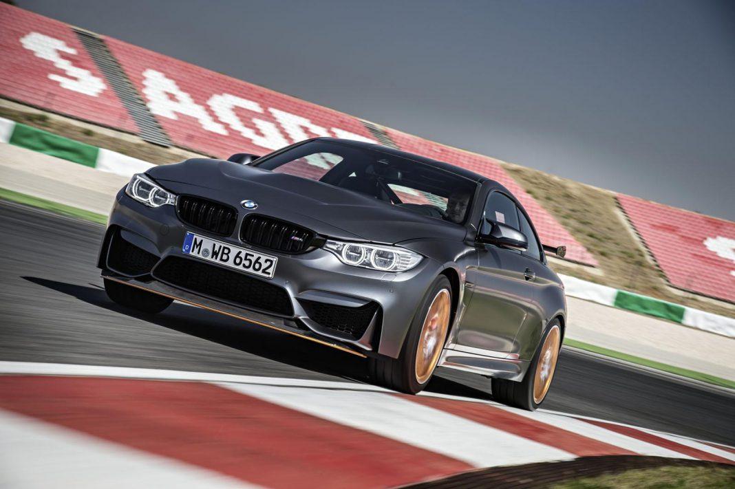 BMW M4 GTS coming to LA