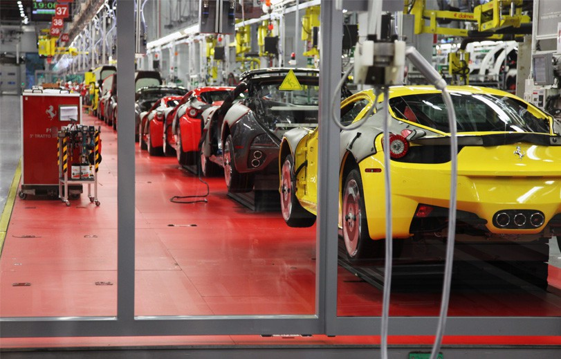 Ferrari to increase production to 9000 units