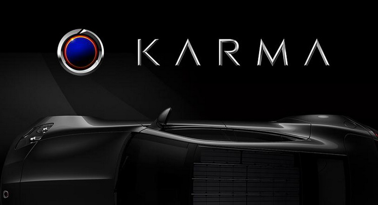 Fisker rebranded Karma Automotive