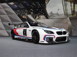 BMW developing M6 GTLM