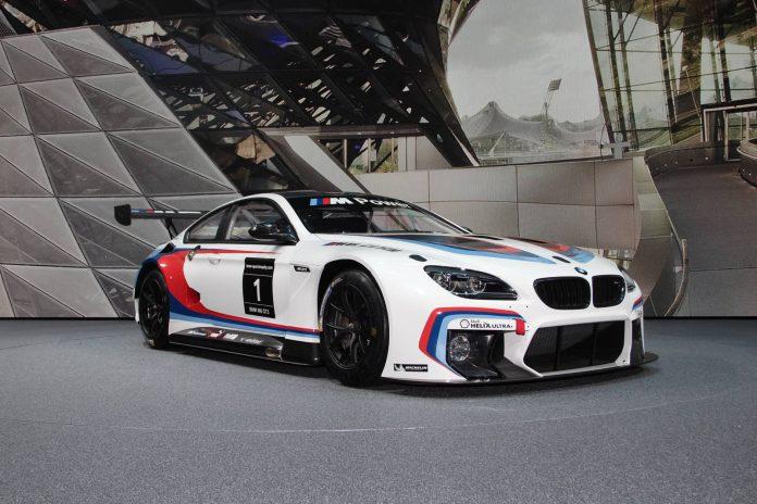 BMW developing M6 GTLM