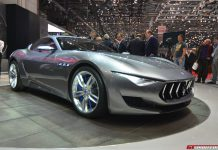 Maserati Alfieri delayed until 2018