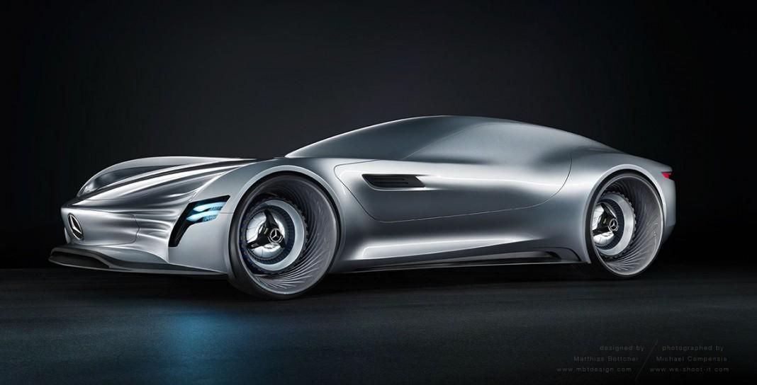 Luxury Vehicle and Car Design  MercedesBenz