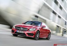 Mercedes-Benz C-Class Coupe order books open