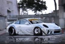RWB Porsche 911 GT3