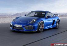 Porsche Cayman GT4 Clubsport to cost $165,000