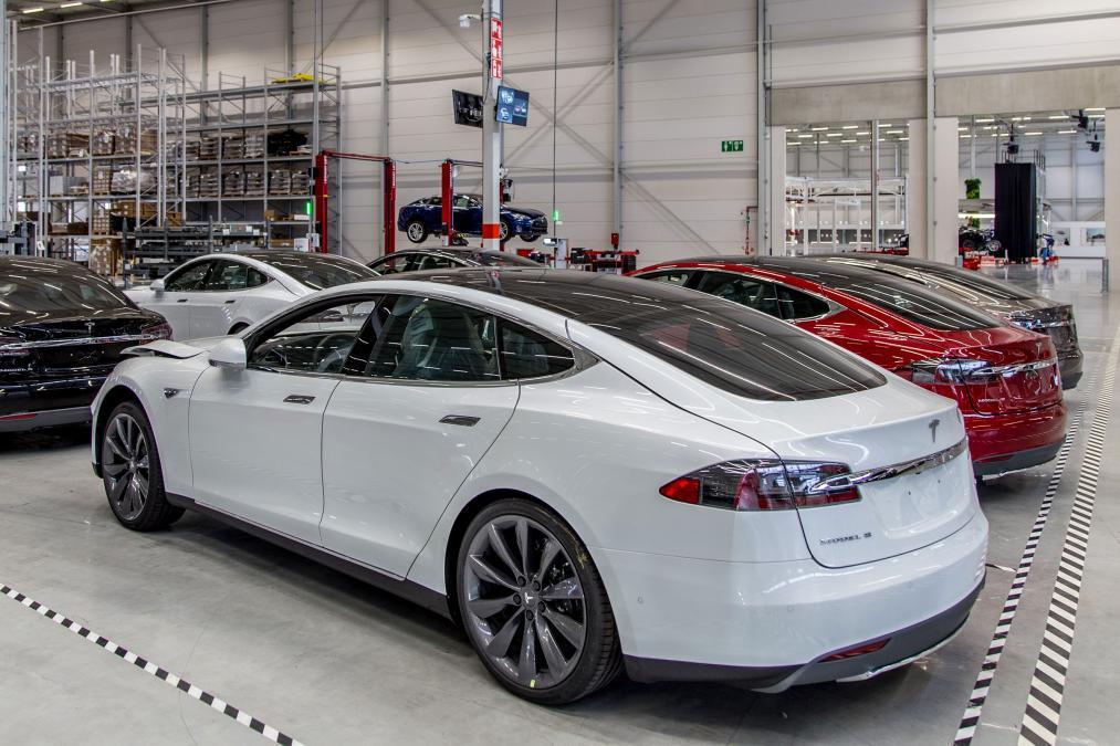 Tesla records 49% increase in deliveries