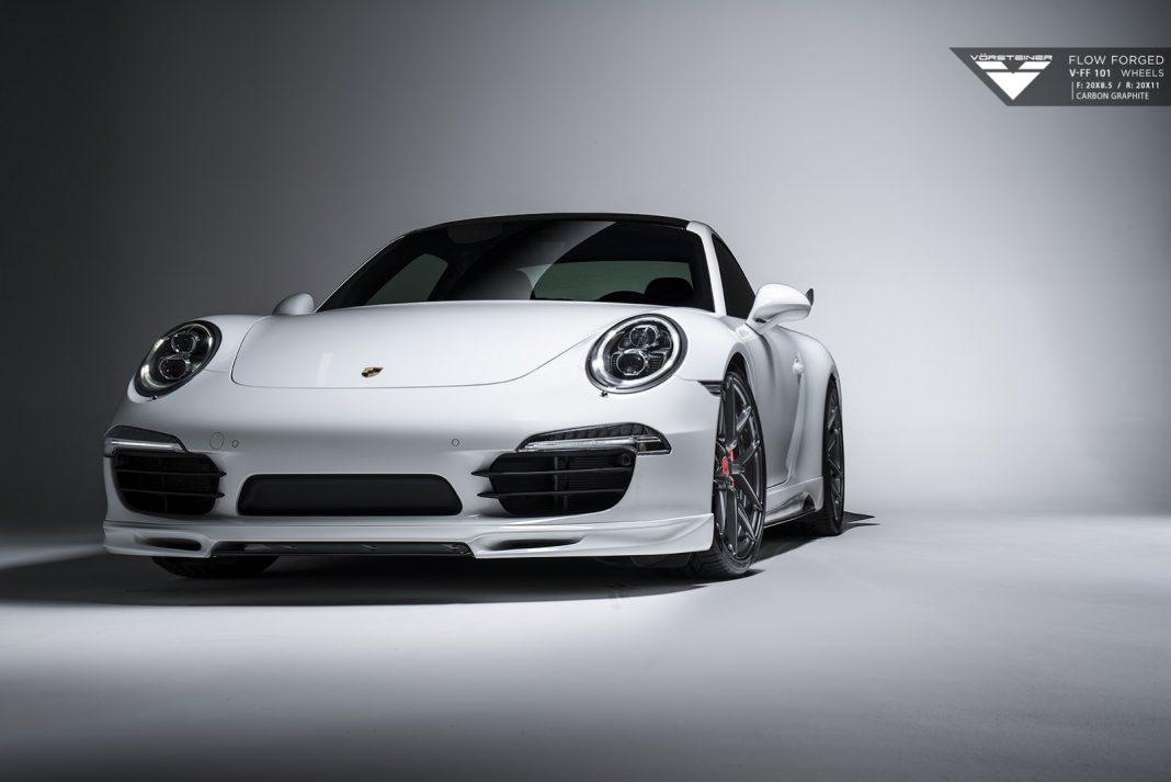 Porsche 911 Vorsteiner V-RT Aero Pack