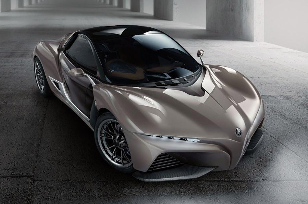 Yamaha Sports Ride concept front