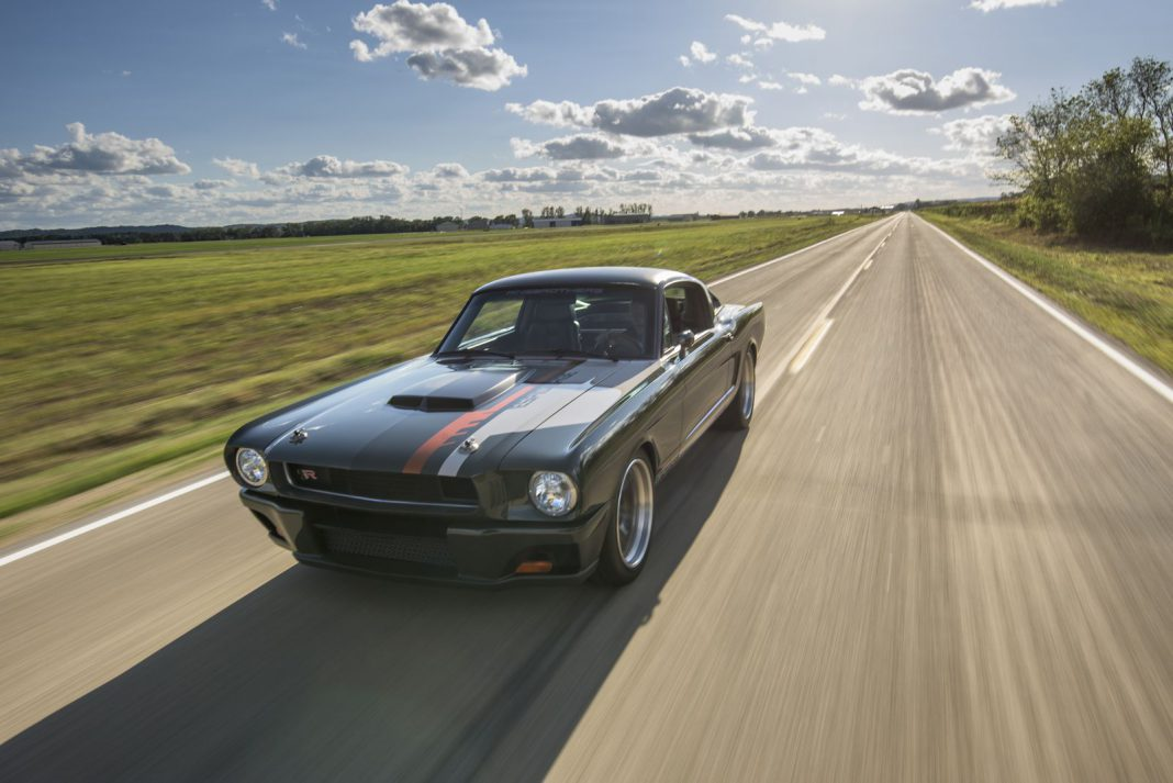 Ringbrothers Mustang front