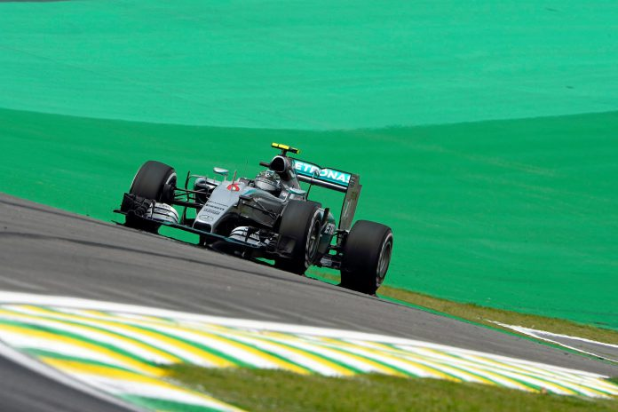 Mercedes-AMG Brazilian GP