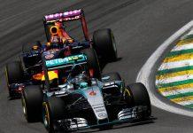 Nico Rosberg Wins Brazilian GP 2015