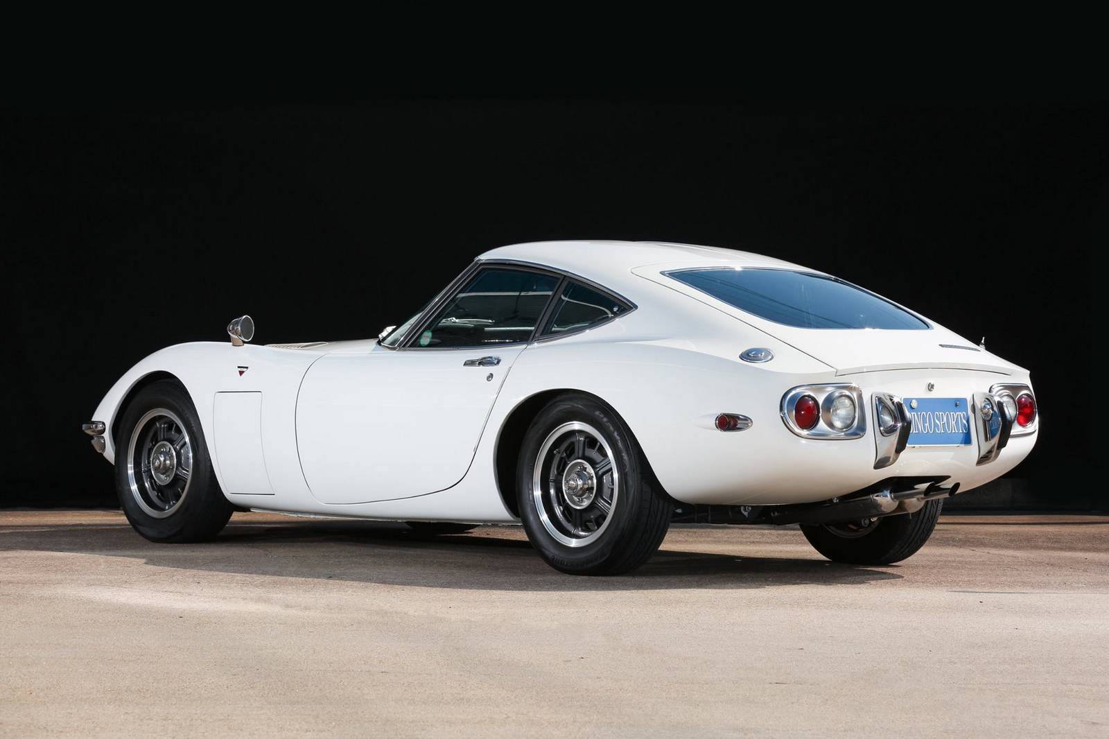 1968 Toyota 2000 Gt For