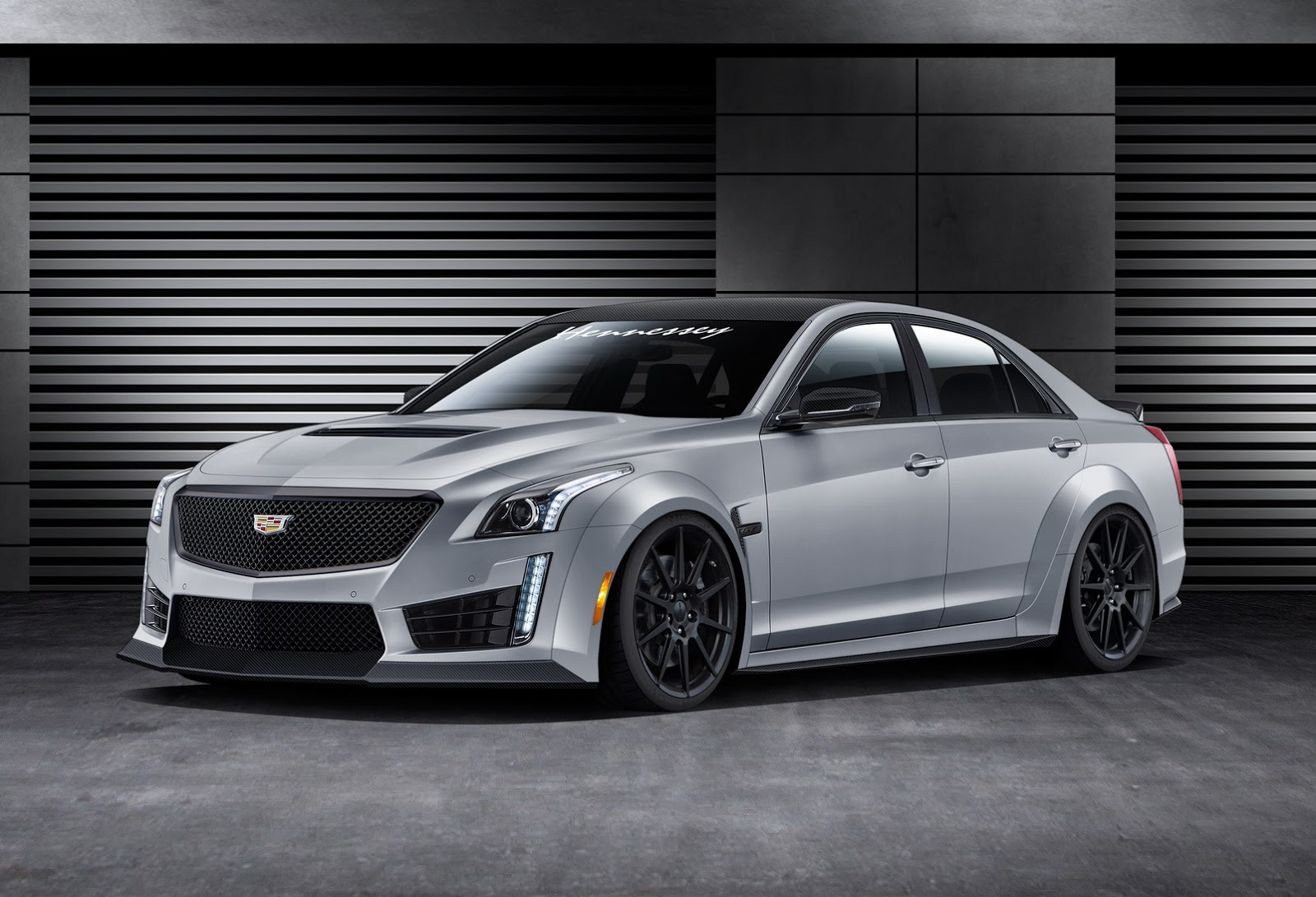Official: 2016 Hennessey Cadillac CTS-V