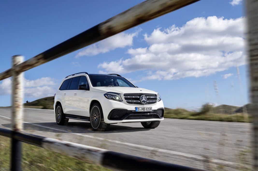 Mercedes-Benz GLS priced in the UK