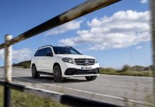 Mercedes-Benz GLS priced in the UK