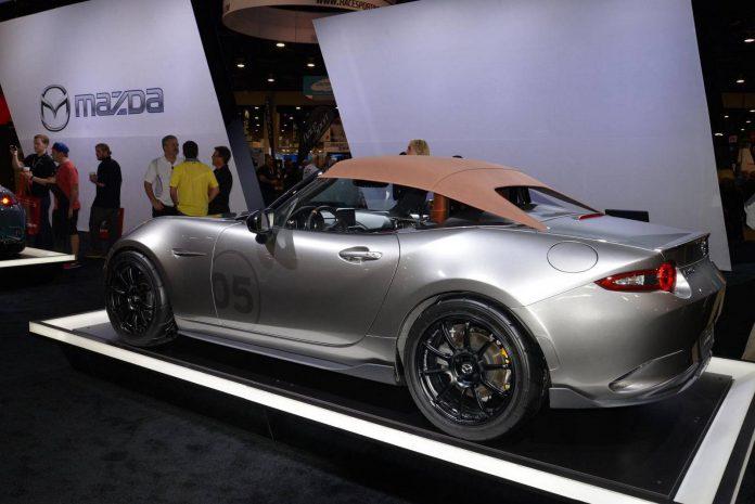 Mazda MX-5 Spyder SEMA 2015