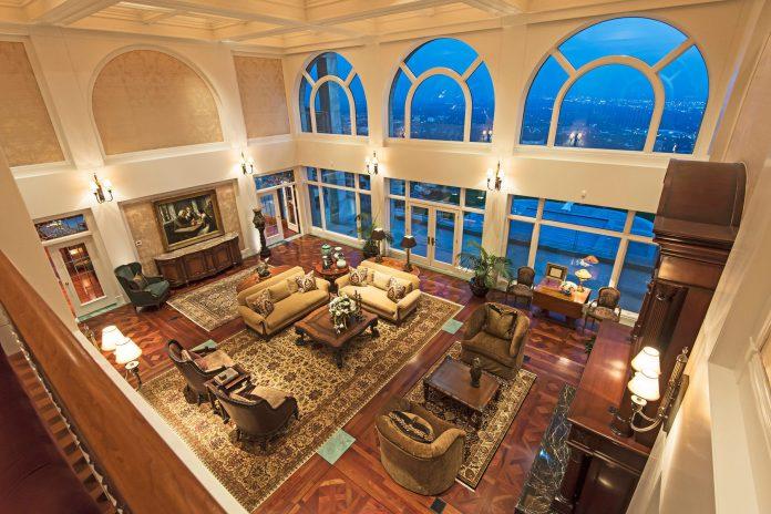 $8 Million Salt Lake City Mansion For Sale inside