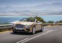 Bentley Recall in Russia
