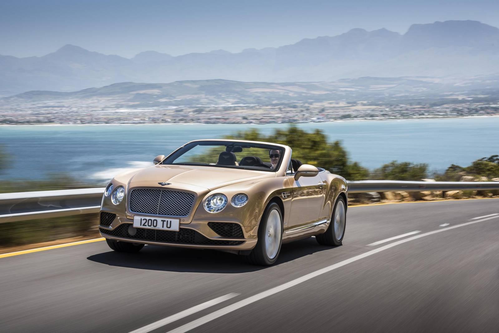 Bentley Recall in Russia