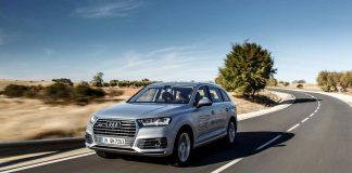 Audi Q7 e-tron review