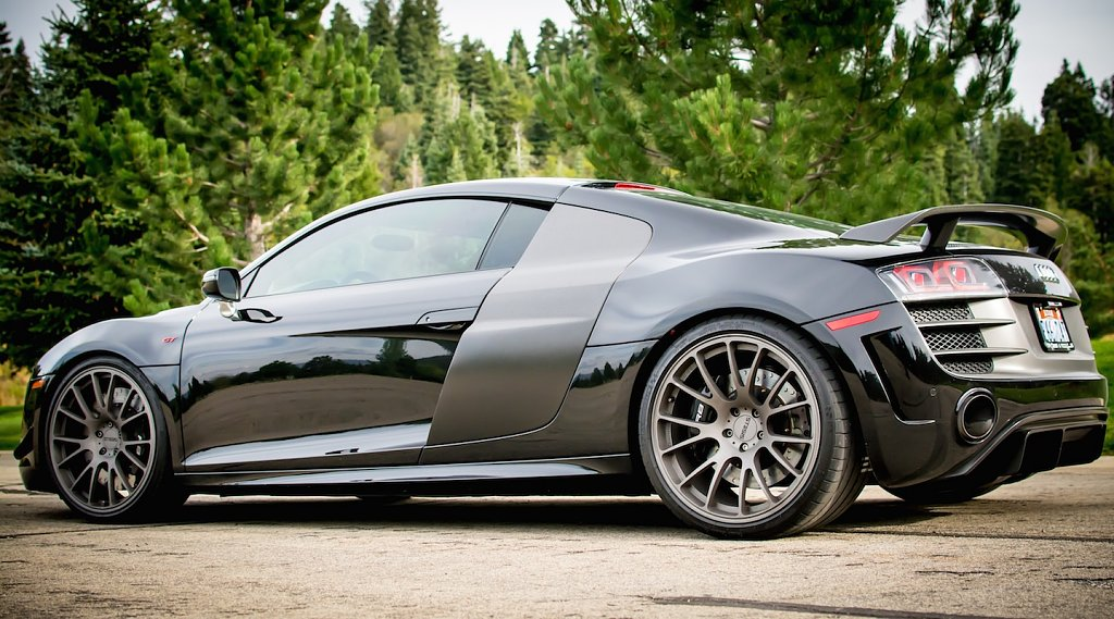 710hp Supercharged Audi R8 Gt For Sale At 175 000 Gtspirit