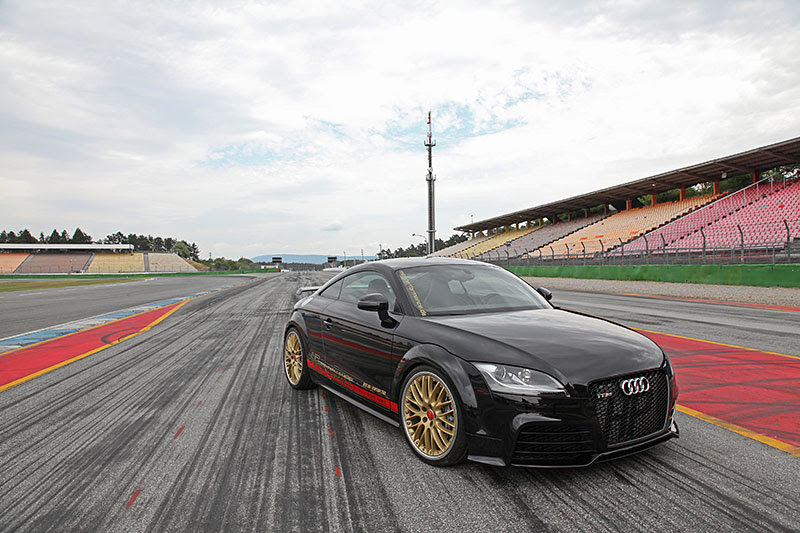 Audi TT-RS tuned