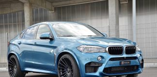 Hamann BMW X6 M by DS