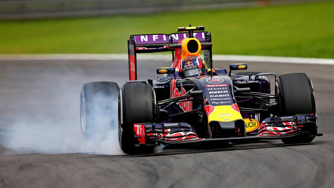 Brazilian GP Red Bull