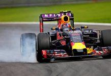 Brazilian GP Red Bull