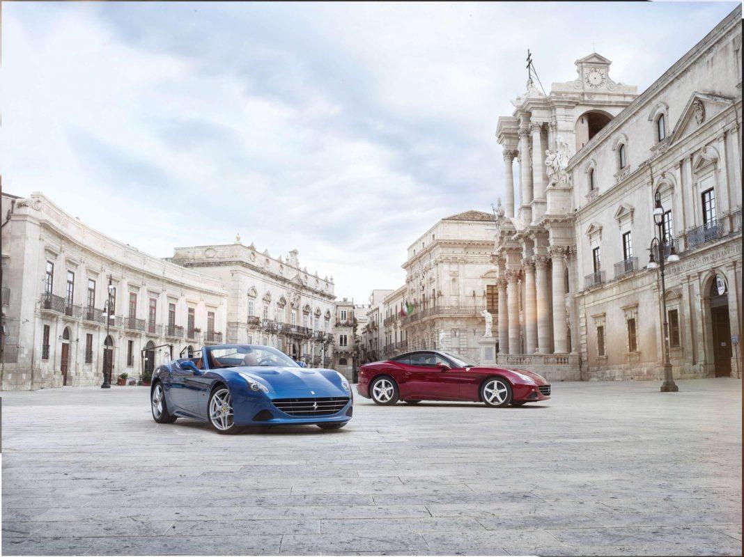 Ferrari on stock exchange