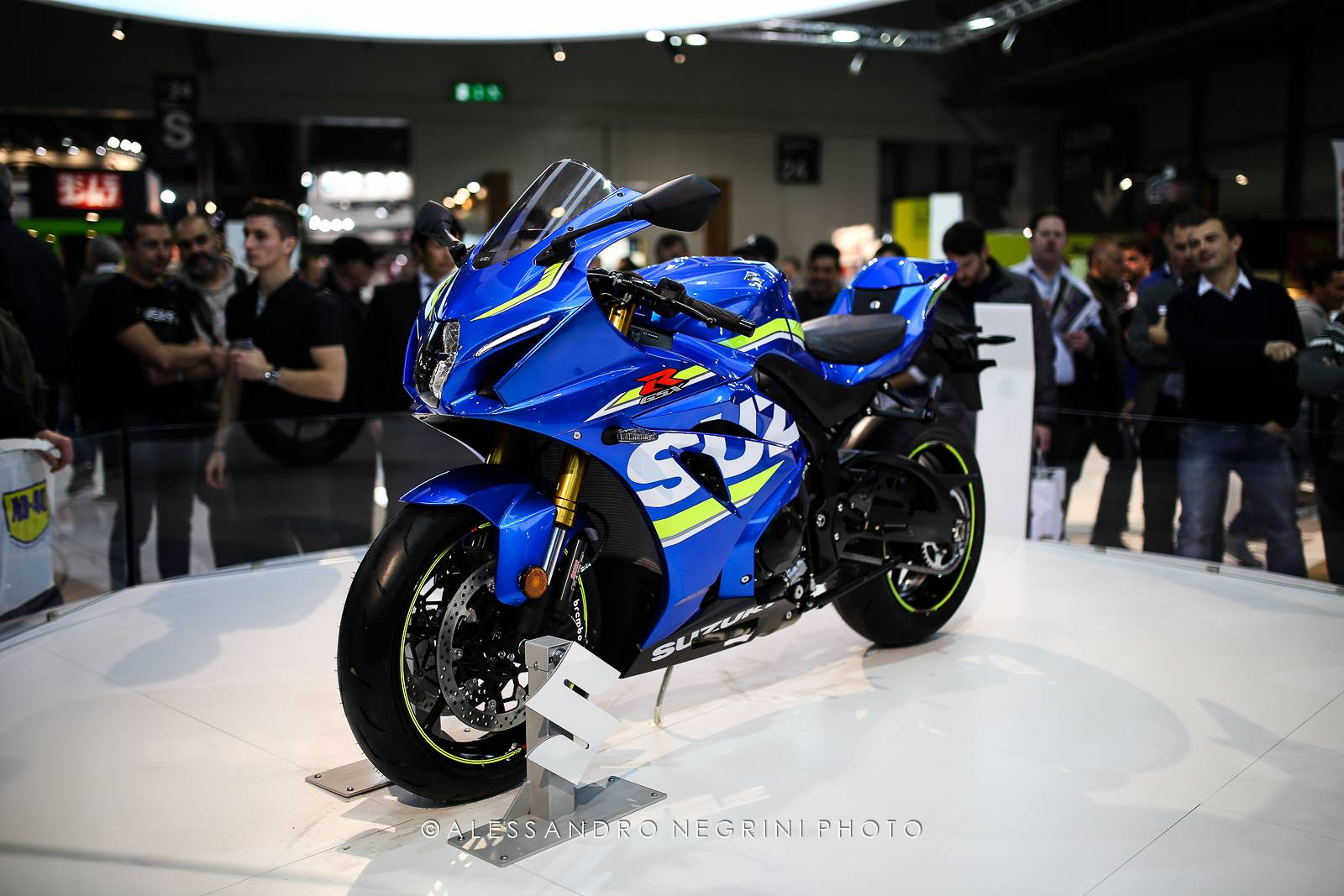 2015 Suzuki GSXR 1000