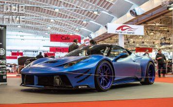 Essen Motor Show Ferrari 458
