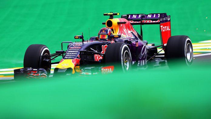 F1 Brazil GP Red Bull