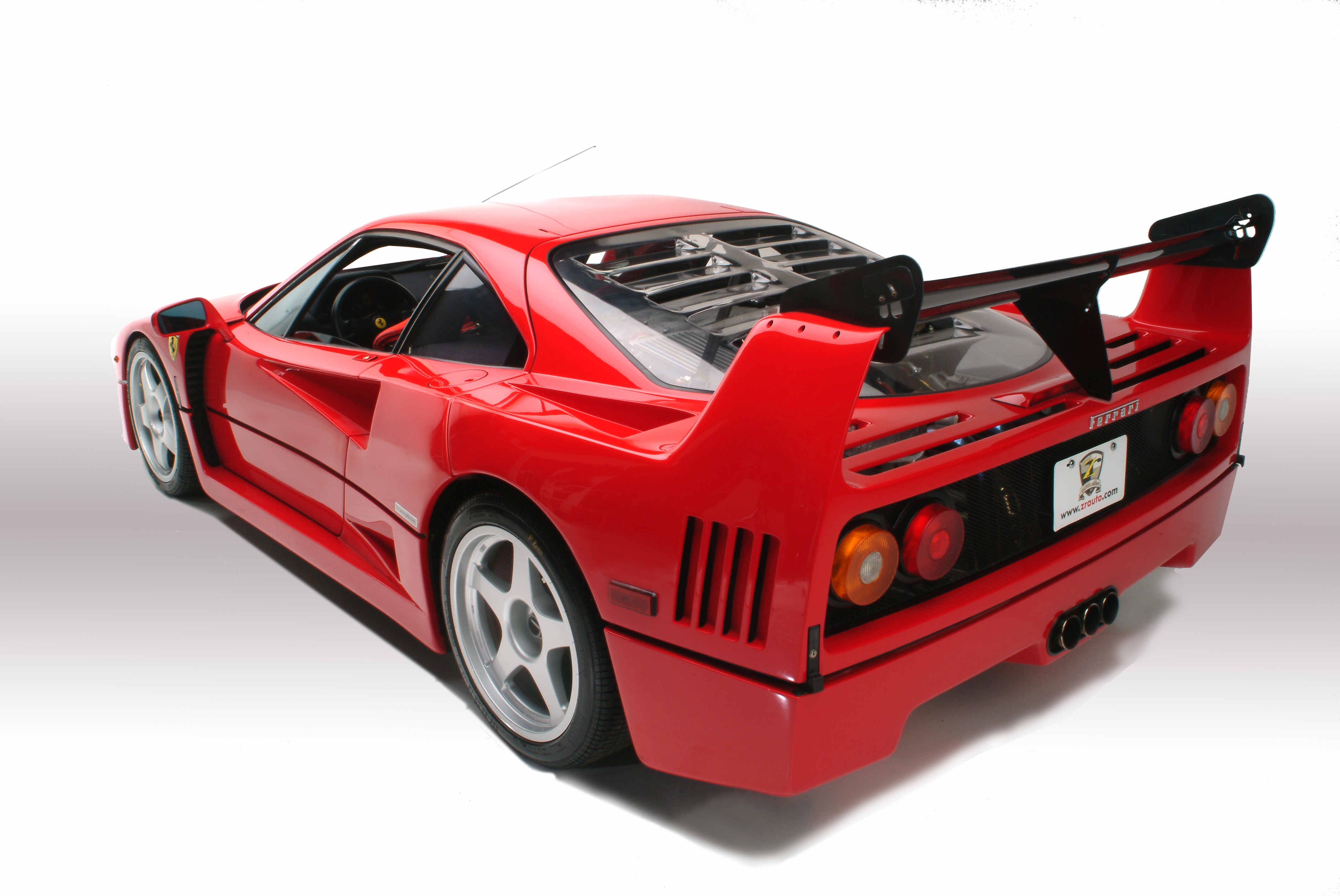Ferrari F40 For Sale >> Ferrari F40 LM-Spec For Sale in Canada - GTspirit