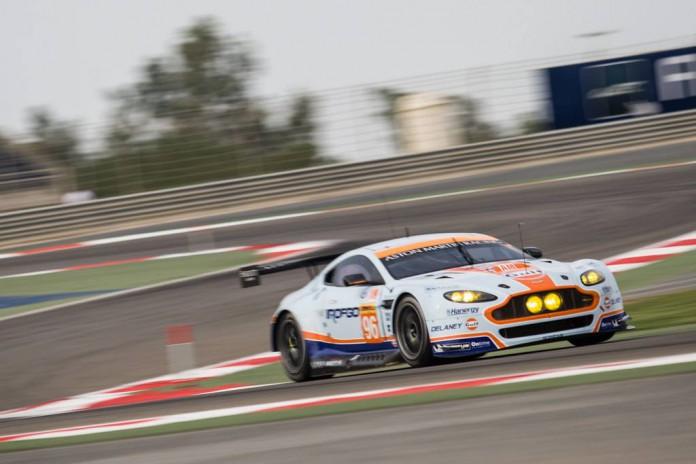 Aston Martin V8 FIA WEC