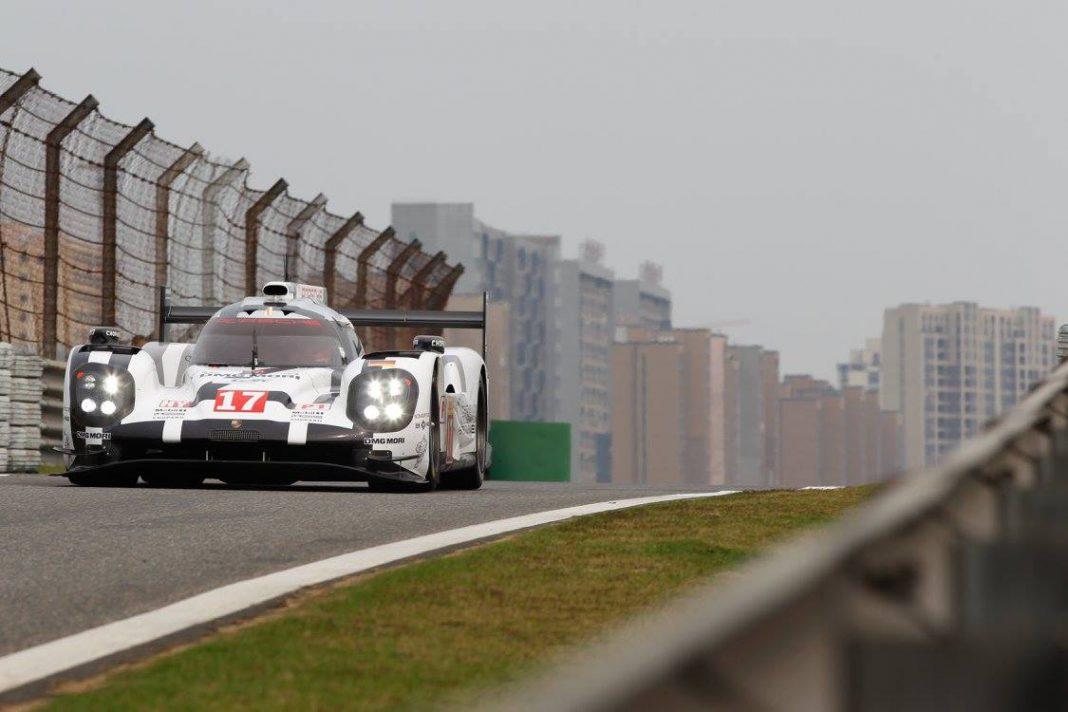 FIA WEC Porsche 919 Hybrid