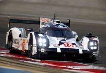 Porsche 919 Hybrid FIA WEC