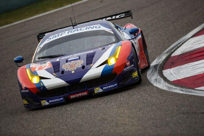 FIA WEC SMP Racing Ferrari
