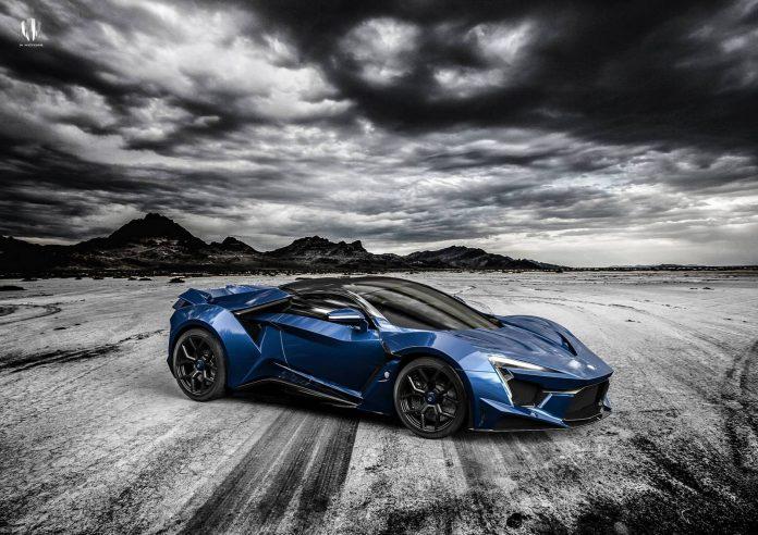 Fenyr SuperSport blue