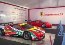 Ferrari 488 GTE and GT3
