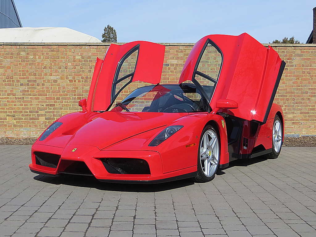 Spectacular Ferrari Enzo For Sale in the UK , GTspirit