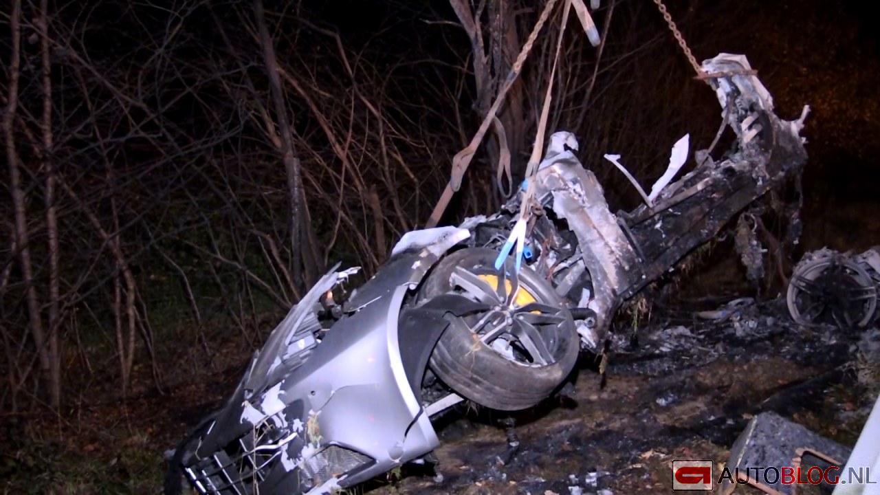 Dutch Ferrari FF Crashes at High Speed Killing Two - GTspirit