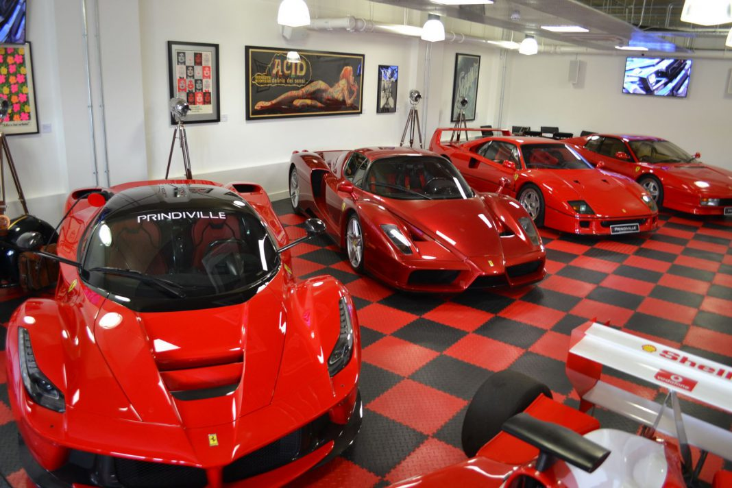 Ferrari LaFerrari for sale in the UK
