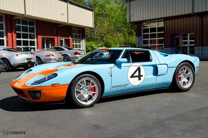 Ford GT for sale (5)