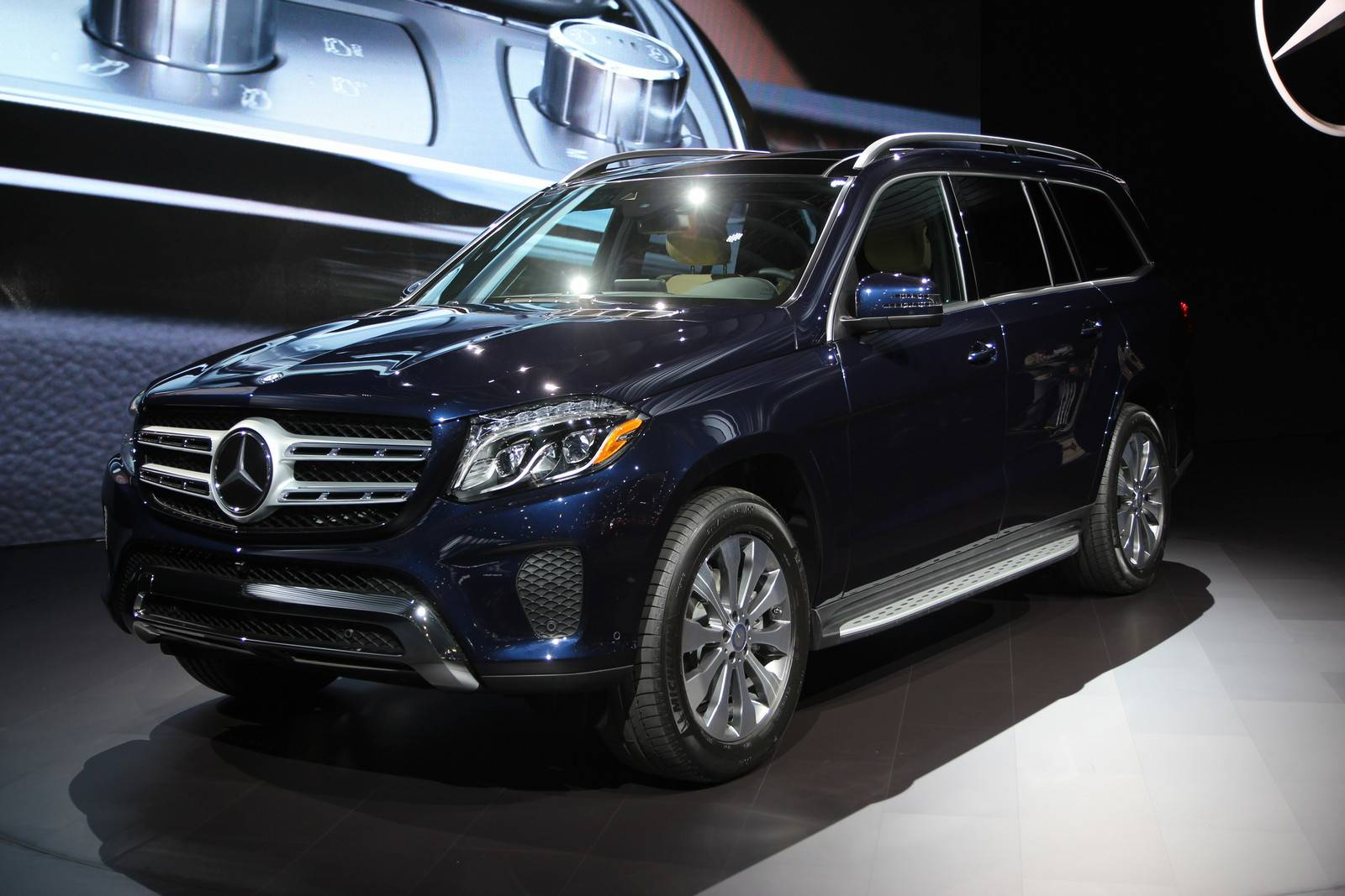 los angeles 2015 mercedes benz gls gtspirit