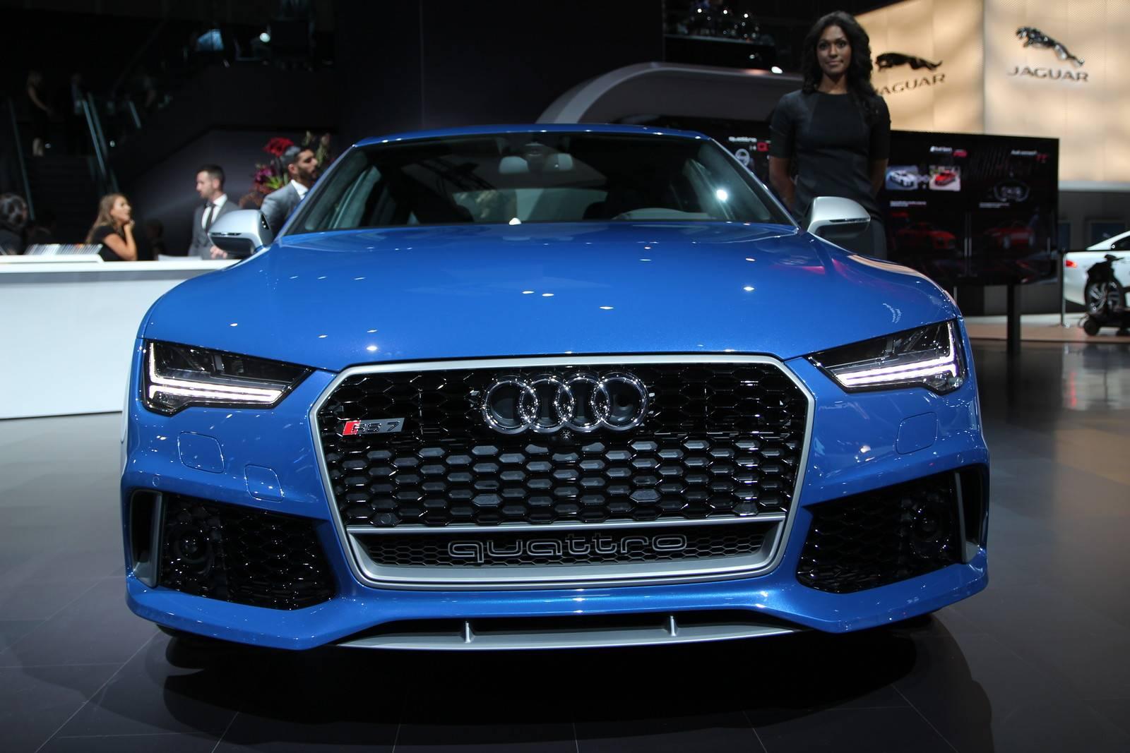 Los Angeles 2015 Audi RS7 Performance GTspirit