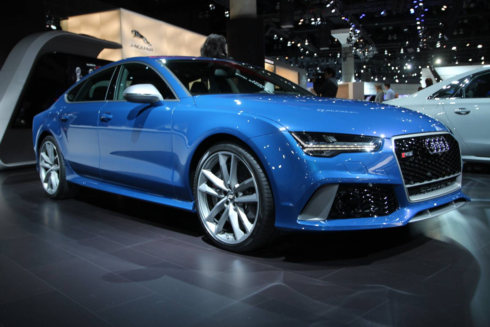 los angeles 2015 audi rs7 performance gtspirit. Black Bedroom Furniture Sets. Home Design Ideas