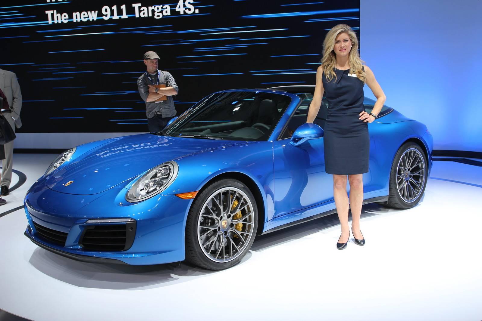 Los Angeles 2015 Porsche 911 Targa 4s Gtspirit