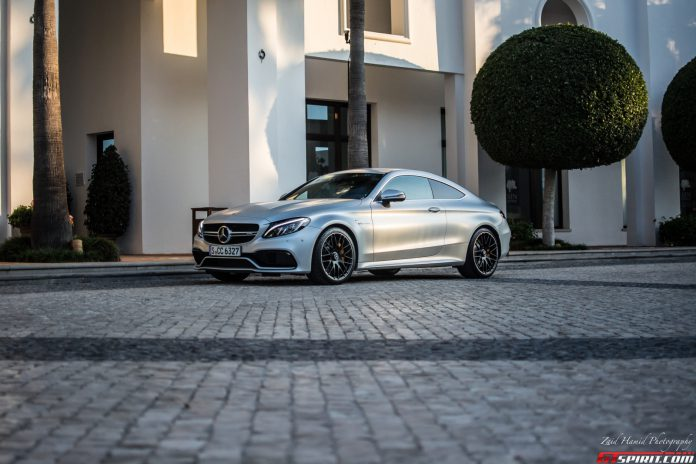 C 63 AMG S Coupe